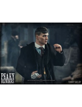 Peaky Blinders Action Figure 1/6 Tommy Shelby Limited Edition 30 cm