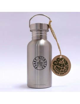 Peaky Blinders Stainless Steel Water Bottle By Order Of