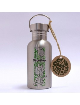 Rick & Morty Stainless Steel Water Bottle Portal