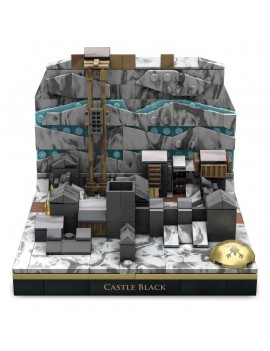 Game of Thrones Mega Construx Black Series Construction Set Castle Black