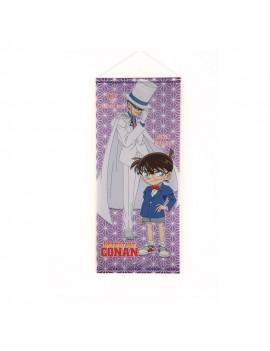 Case Closed Wallscroll Conan & Kaito Kid 28 x 68 cm