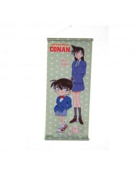 Case Closed Wallscroll Conan & Ran 28 x 68 cm