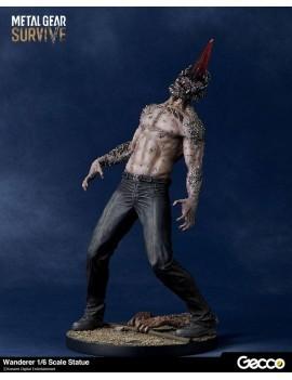 Metal Gear Survive Statue 1/6 Wanderer 32 cm