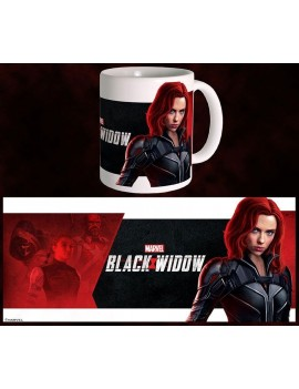 Black Widow Movie Mug Poster