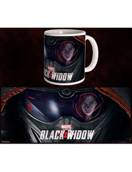 Black Widow Movie Mug Taskmaster