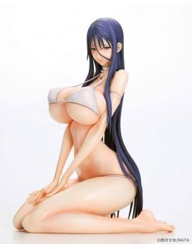 Magical Girl Mahou Shoujo PVC Statue 1/7 Misanee White Bikini Ver. 17 cm