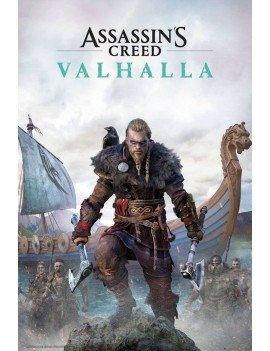 Assassins Creed Valhalla Poster Pack Standard Edition 61 x 91 cm (5)
