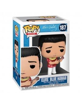 Elvis Presley POP! Rocks Vinyl Figure Elvis - Blue Hawaii 9 cm