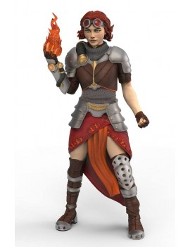 Magic the Gathering Life-Size Statue Chandra Nalaar (Foam Rubber/Latex) 167 cm