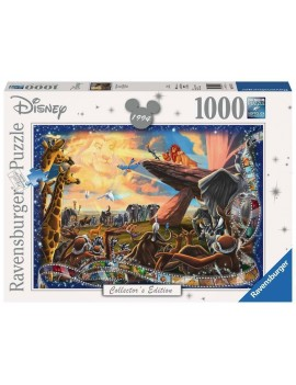Disney Collector´s Edition Jigsaw Puzzle The Lion King (1000 pieces)