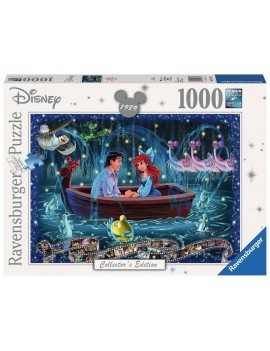 Disney Collector´s Edition Jigsaw Puzzle The Little Mermaid (1000 pieces)