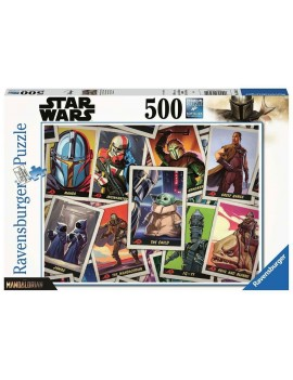 Star Wars The Mandalorian Jigsaw Puzzle The Child (500 pieces)
