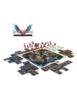 Devil May Cry: The Bloody Palace The Board Game  *English Version*