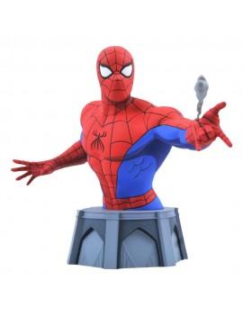 Spider-Man: The Animated Series Bust 1/7 Spider-Man 15 cm
