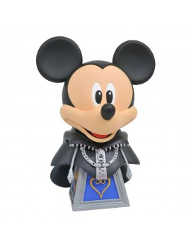 Kingdom Hearts 3 Legends in 3D Bust 1/2 Mickey Mouse 25 cm