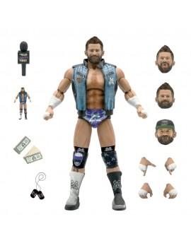 Major Wrestling Podcast Ultimates Action Figure Wave 1 Matt Cardona 18 cm