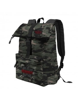 Stranger Things Backpack Hunting
