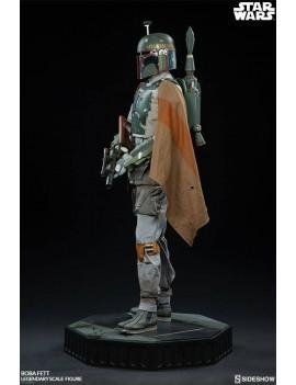 """STAR WARS L/'IMPERO COLPISCE ANCORA NENDOROID Boba Fett 4/"""" Figura Statua Modello Giocattolo"""