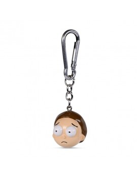 Rick and Morty 3D-Keychains Morty 4 cm Case (10)