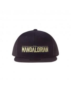 Star Wars The Mandalorian Snapback Cap Silhouette