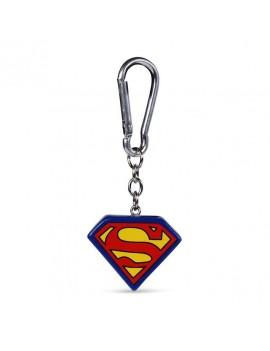 Superman 3D-Keychains Logo 4 cm Case (10)