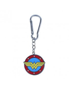 Wonder Woman 3D-Keychains Logo 4 cm Case (10)