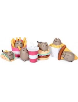 Pusheen Mini Figures 5 cm Display Fast Food (24)