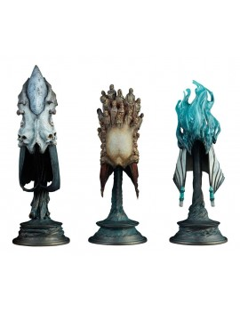 Court of the Dead Replicas 3-Pack 1/4 The Aspects of Death Mask 20 cm
