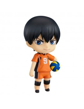 Haikyu!! Nendoroid Action Figure Tobio Kageyama The New Karasuno Ver. 10 cm