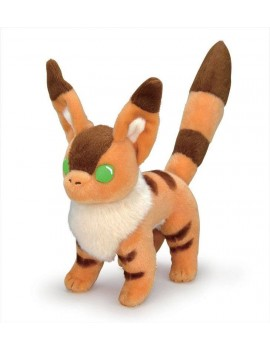 Castle in the Sky Plush Figure Fox Squirrel 16 cm