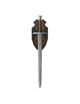 King Arthur: Legend of the Sword Replica 1/1 Excalibur (Damascus Steel) 102 cm