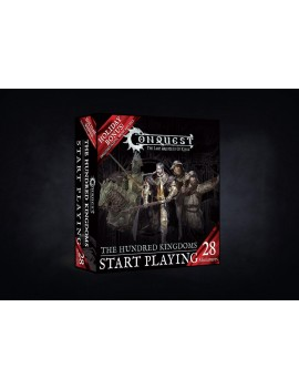 Conquest: The Last Argument of Kings Battalion Starter Box Hundred Kingdoms