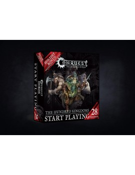 Conquest: The Last Argument of Kings Battalion Starter Box Nords