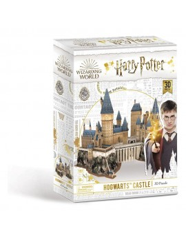 Harry Potter 3D Puzzle Hogwarts Castle (197 pieces)