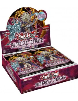 Yu-Gi-Oh! Legendary Duelists 7 Rage of Ra Unlimited Reprint Booster Display (36) *German Version*