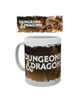 Dungeons & Dragons Mug Tiamat