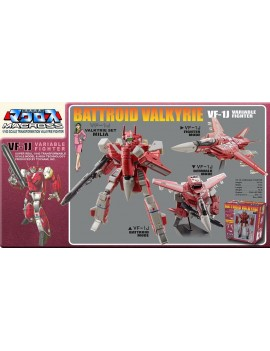 Macross Retro Transformable Collection Action Figure 1/100 VF-1J Milia Valkyrie 13 cm