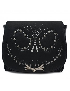 Nightmare before Christmas by Loungefly Crossbody Bag Studded Jack