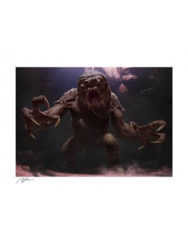 Star Wars Art Print The Rancor 61 x 46 cm - unframed