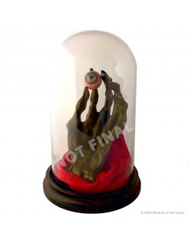 D&D Icons of the Realm Statue Eye and Hand of Vecna 19 cm