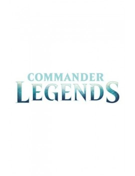Magic the Gathering Commander Legends Commander Decks Display (6) english