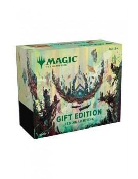 Magic the Gathering Zendikar Rising Bundle Gift Edition english