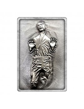 Star Wars Iconic Scene Collection Limited Edition Ingot Han Solo