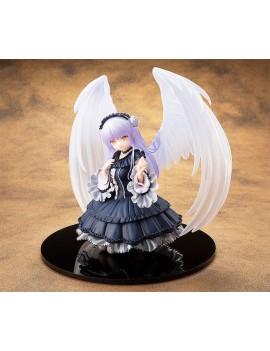 Angel Beats! PVC Statue 1/7 Kanade Tachibana Key 20th Anniversary Gothic Lolita Ver. 18 cm