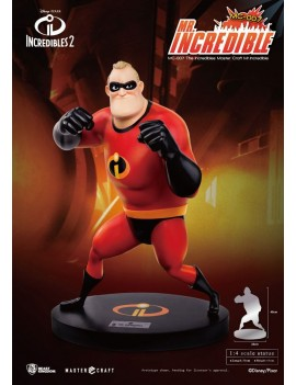 The Incredibles 2 Master Craft Statue 1/4 Mr. Incredible 45 cm