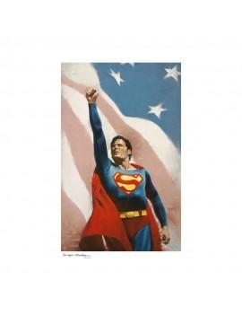 DC Comics Art Print Someone To Believe In 46 x 61 cm - unframed