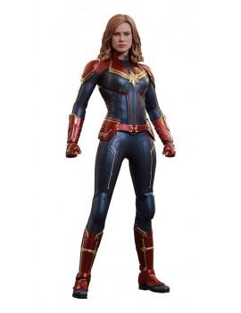 Captain Marvel Movie Masterpiece Action Figure 1/6 Captain Marvel 29 cm