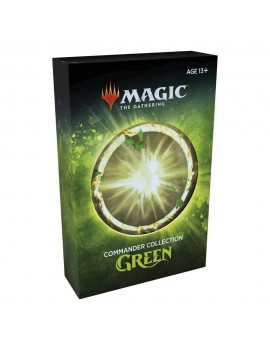 Magic the Gathering Commander Collection: Green english