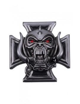 Motorhead Magnet Iron Cross