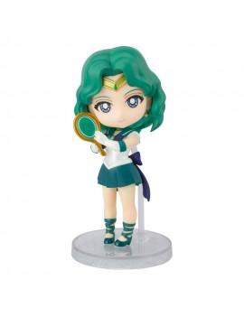 Sailor Moon Eternal Figuarts mini Action Figure Super Sailor Neptune (Eternal Edition) 9 cm